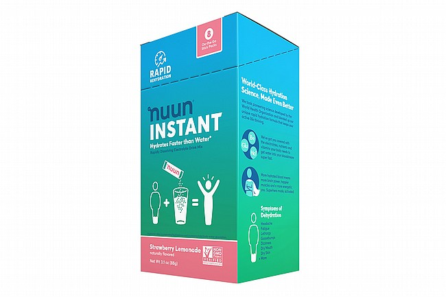 Nuun Instant Hydration (8 Pack) Strawberry Lemonade