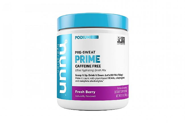 Nuun Prime Ultra Hydrating Drink Mix  Fresh Berry