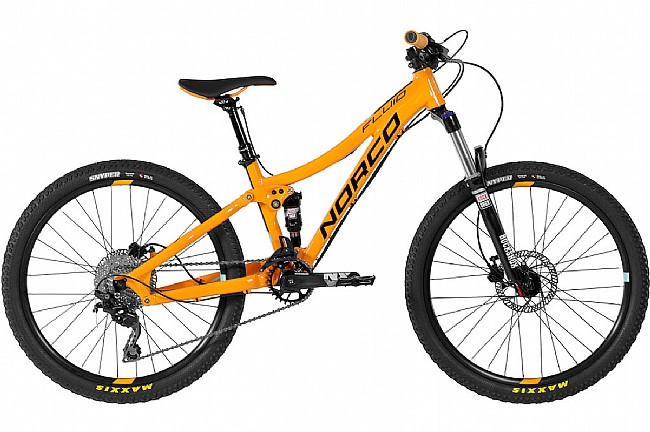 Norco Bicycles 2018 Fluid 4.2 FS Mtn Bike Norco Bicycles 2017 Fluid 4.2 Mtn Bike
