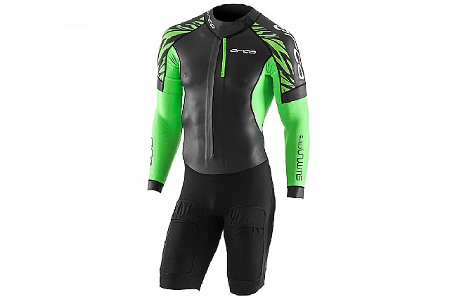 Orca Mens SwimRun Core One-Piece Wetsuit    w/ Removable Sleeves
