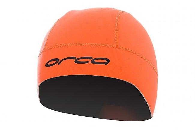 Orca Openwater Neoprene Swim Hat Orange
