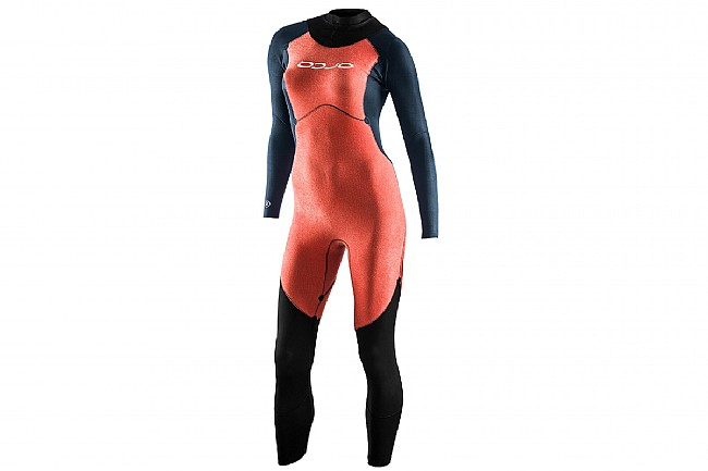 Orca Womens Openwater RS1 Thermal Wetsuit Inside-out View of Thermal Lining