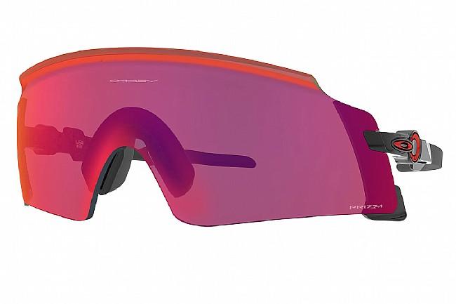 Oakley Kato X Sunglasses Polished Black w/PRIZM Road