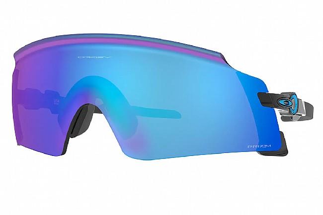 Oakley Kato X Sunglasses Polished Black w/PRIZM Sapphire