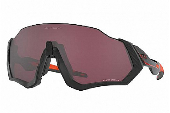 Oakley Flight Jacket Sunglasses Ignite - Prizm Black Road Lenses