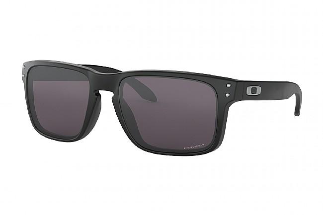Oakley Holbrook Sunglasses Matte Black - PRIZM Grey Lenses