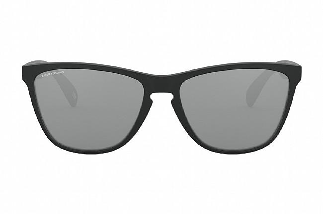 Oakley Frogskins 35th Anniversary Sunglasses Matte Black w/ Prizm Black