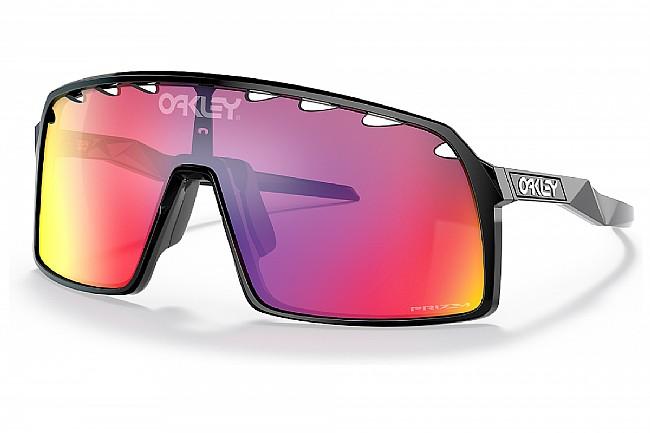 Oakley Origins Sutro Sunglasses Polished Black w/PRIZM Road