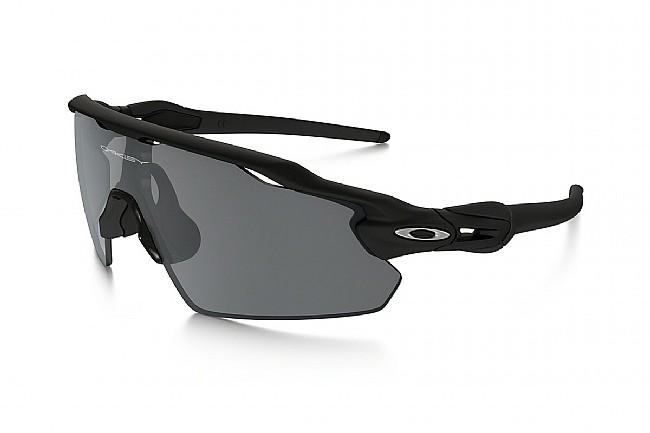 Oakley Radar EV Pitch Sunglasses Matte Black - Black Iridium Lens
