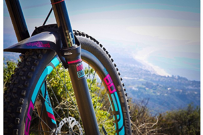 All Mountain Style Honeycomb Fork Guard All Mountain Style Honeycomb Fork Guard
