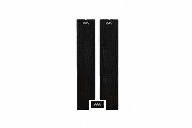 All Mountain Style Honeycomb Fork Guard Black