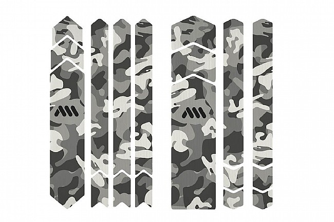 All Mountain Style Honeycomb Frame Guard - Full Camo