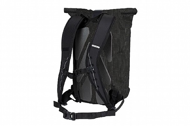 Ortlieb Velocity High Visibility 23L Daypack Black Reflective