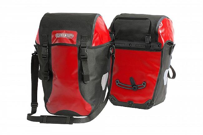 Ortlieb Bike-Packer Classic Pannier Set Red/Black