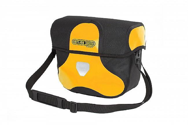 Ortlieb Ultimate Six Classic Handlebar Bag Sun Yellow/Black 7L
