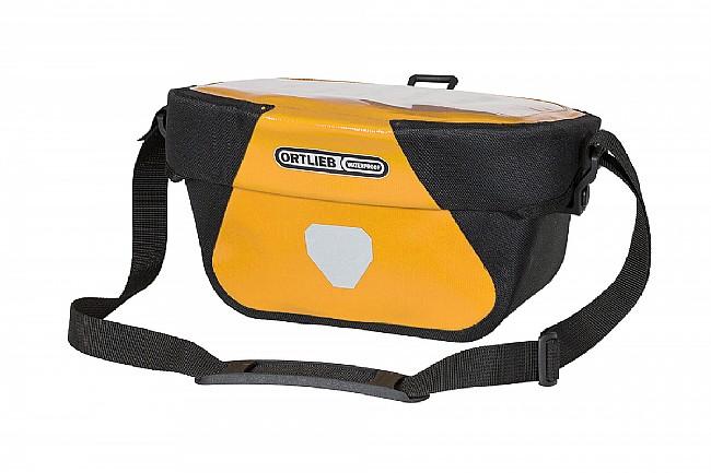 Ortlieb Ultimate Six Classic Handlebar Bag Sun Yellow/Black 5L