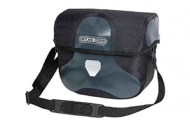 Ortlieb Ultimate Six Classic Handlebar Bag Petrol/Black 7L