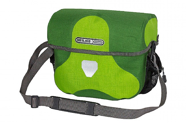 Ortlieb Ultimate Six Plus Handlebar Bag Lime/Moss Green 7L