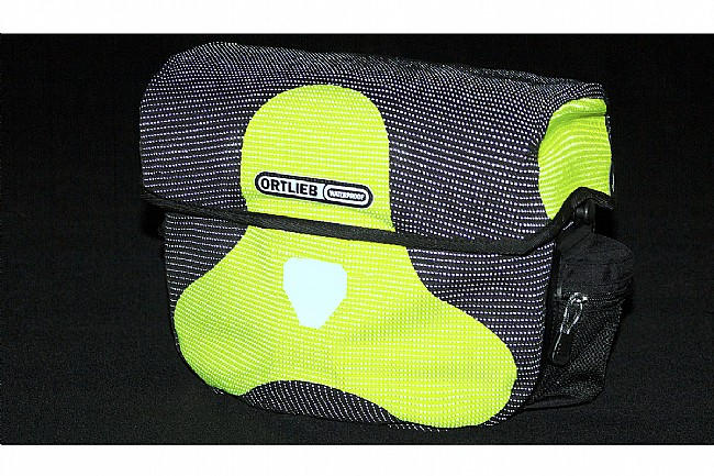 Ortlieb Ultimate Six High Visibility Handlebar Bag High Vis Yellow/Black