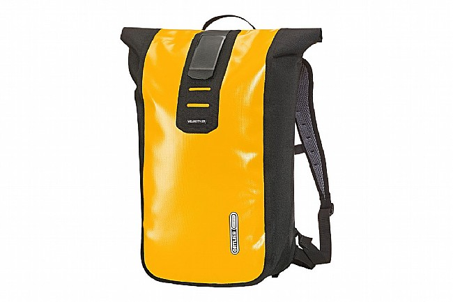 Ortlieb Velocity Backpack 17L Sun Yellow/Black