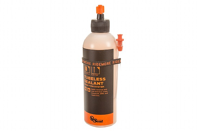 Orange Seal Cycling 8oz Sealant with Injector Orange Seal Cycling 8oz Sealant with Injector