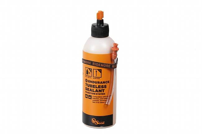 Orange Seal Cycling Endurance 8oz Sealant with Injector Orange Seal Cycling Endurance 8oz Sealant with Injector