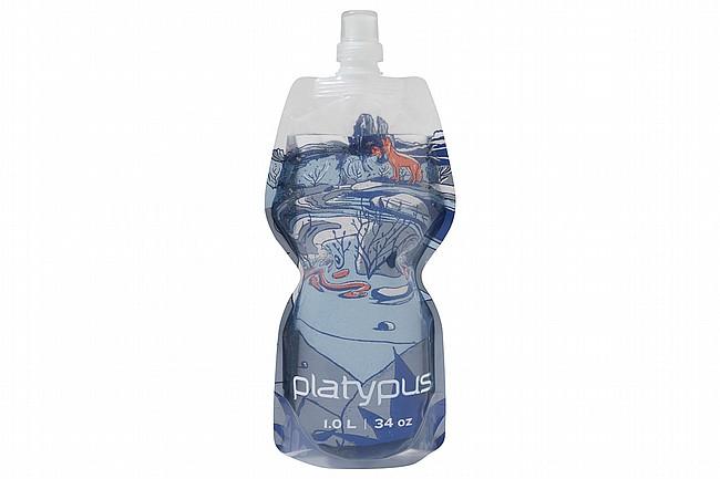 Platypus SoftBottle - 1L Arroyo, Push-Pull Cap