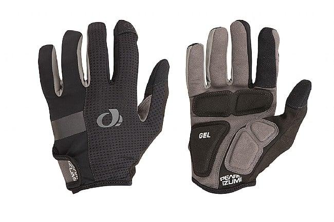 Pearl Izumi Mens Elite Gel Full Finger Glove Black