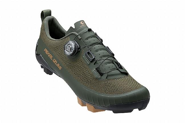 Pearl Izumi Mens Gravel X Shoe Forest