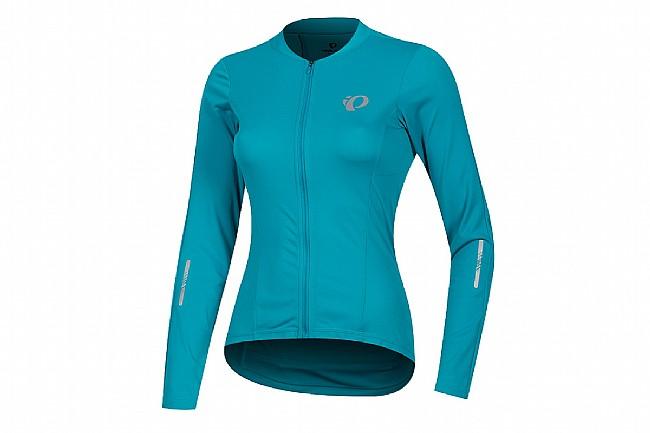 Pearl Izumi Womens Select Pursuit Long Sleeve Jersey Breeze/Teal