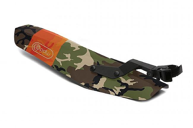 Portland Design Works Mud Shovel 6.5 Rear Fender Camo