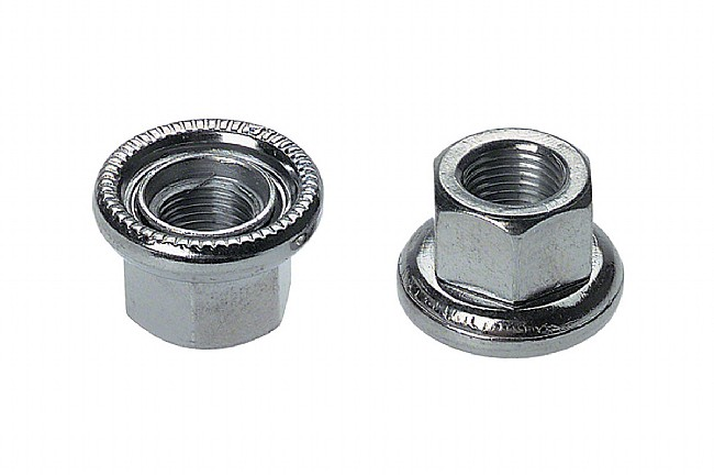Problem Solvers Axle Nut 10 x 1mm with Rotating Washer Problem Solvers Axle Nut 10 x 1mm with Rotating Washer