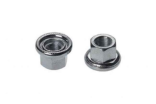 Problem Solvers 3/8x26tpi Rear Outer Axle Nut with Rotating Washer Problem Solvers 3/8x26tpi Rear Outer Axle Nut with Rotating Washer
