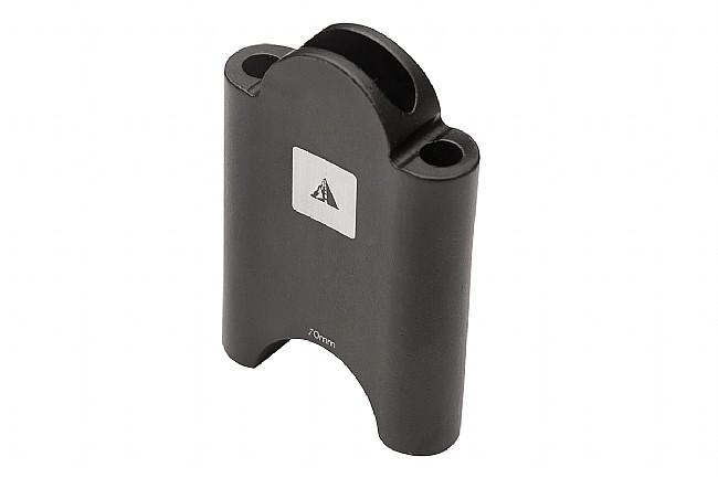 Profile Design  Aerobar Bracket Riser Kit Aerobar Bracket Riser Kit: 70mm