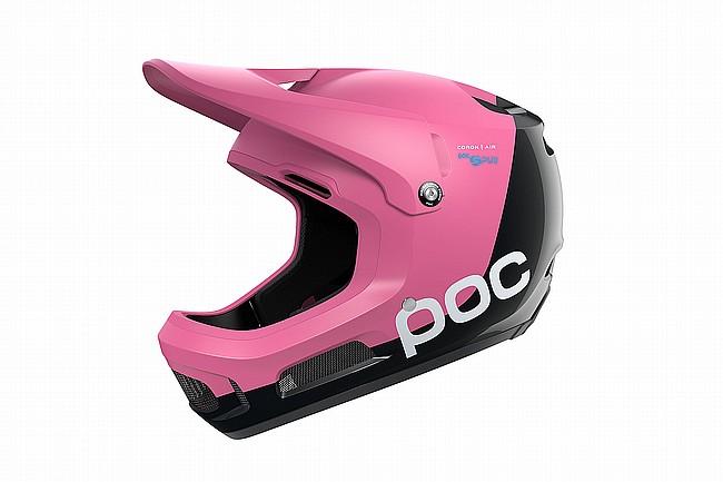 POC Coron Air SPIN MTB Helmet Actinium Pink/Uranium Black Matt