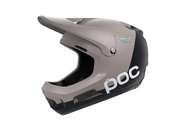 POC Coron Air SPIN MTB Helmet Moonstone Grey