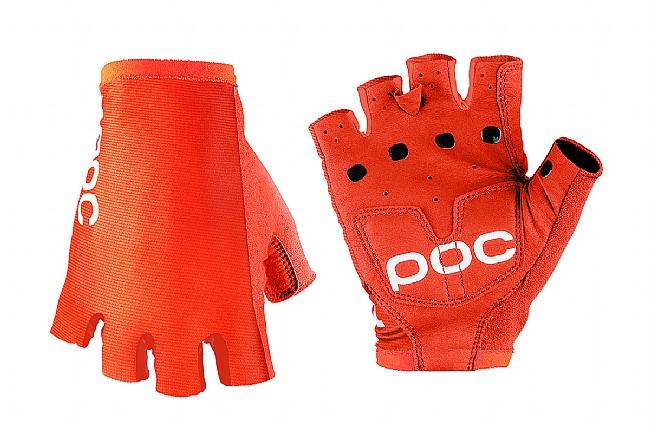 POC AVIP Short Glove Zink Orange