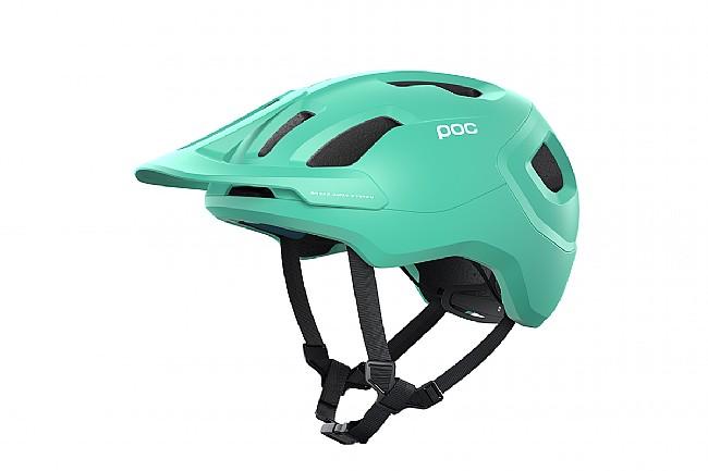 POC Axion SPIN MTB Helmet Fluorite Green Matt