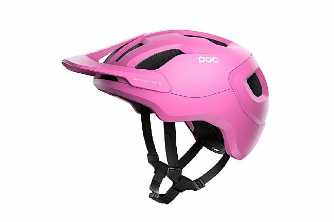 POC Axion SPIN MTB Helmet Actinium Pink Matt