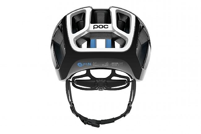 POC Ventral SPIN Road Helmet Back View