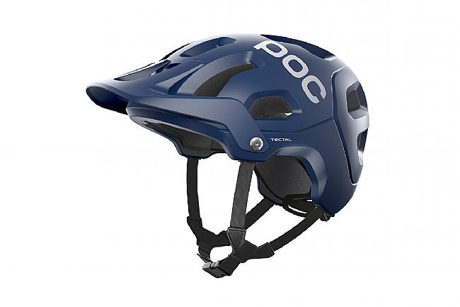 POC Tectal MTB Helmet Lead Blue Matt