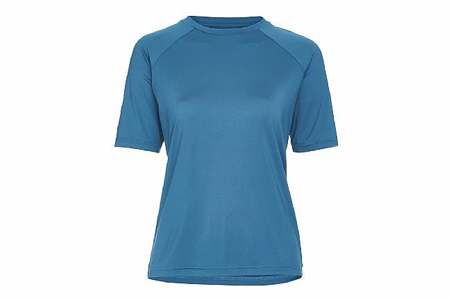 POC Womens Essential MTB Tee Antimony Blue