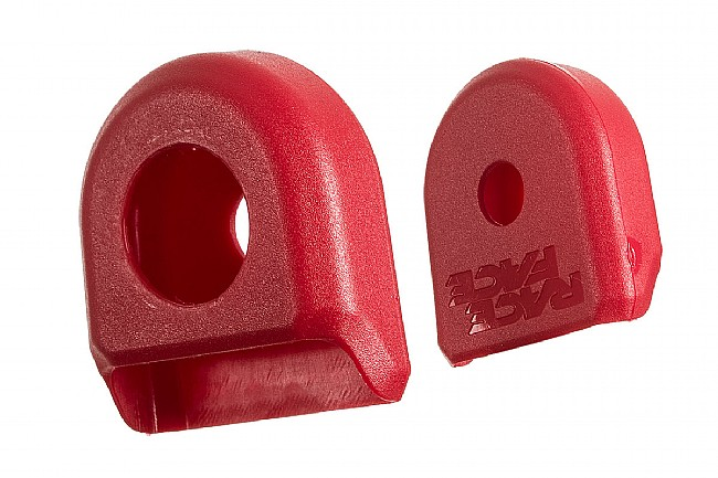 Race Face Crank Boot 2-Pack Red