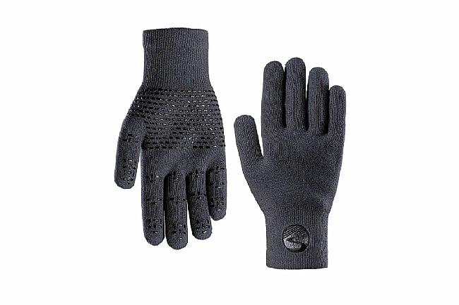 Showers Pass Crosspoint Waterproof Knit Wool Glove Grey