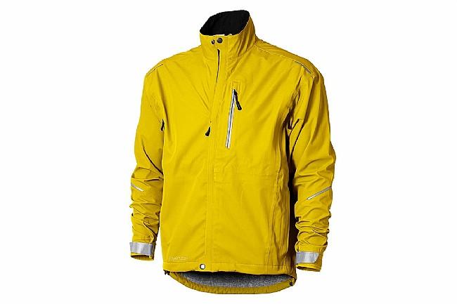 Showers Pass Mens Transit Jacket CC  Yelling Yellow