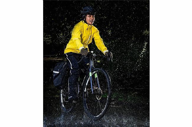 Showers Pass Womens Transit Jacket CC Yelling Yellow