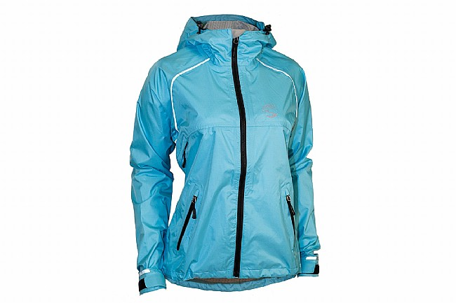 Showers Pass Womens Syncline Jacket Powder Blue