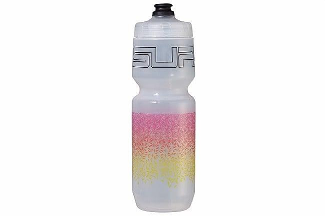 Supacaz Starfade Water Bottles Neon Pink/Neon Yellow