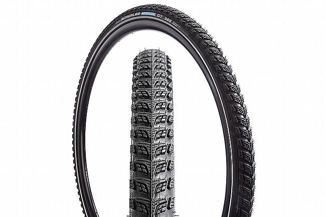 Schwalbe Marathon GT 365 700c (HS 475) Tire 700 x 35mm - Black/Reflective