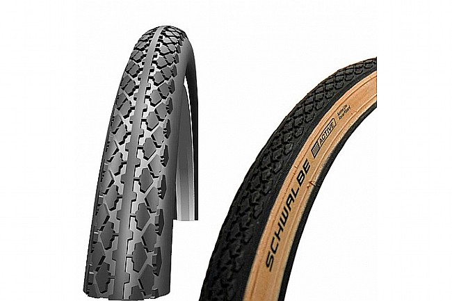 Schwalbe HS159 Puncture Protection 27 x 1 1/4 Tire 27 x 1 1/4 - Gumwall